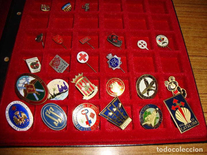 Pins de colección: (TC-170) ANTIGUA COLECCION DE INSIGNIAS PIN AGUJA 85 UNIDADES TEMATICA MUY INTERESANTE VER FOTOS - Foto 5 - 148503230