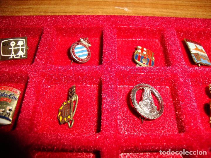 Pins de colección: (TC-170) ANTIGUA COLECCION DE INSIGNIAS PIN AGUJA 85 UNIDADES TEMATICA MUY INTERESANTE VER FOTOS - Foto 7 - 148503230