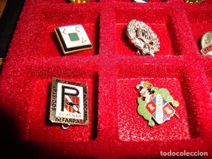 Pins de colección: (TC-170) ANTIGUA COLECCION DE INSIGNIAS PIN AGUJA 85 UNIDADES TEMATICA MUY INTERESANTE VER FOTOS - Foto 9 - 148503230