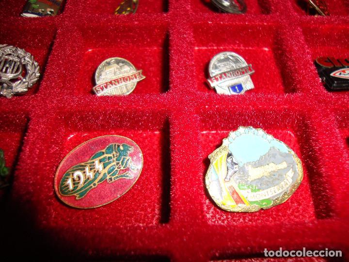 Pins de colección: (TC-170) ANTIGUA COLECCION DE INSIGNIAS PIN AGUJA 85 UNIDADES TEMATICA MUY INTERESANTE VER FOTOS - Foto 10 - 148503230