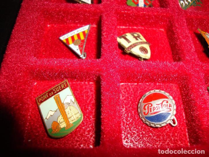 Pins de colección: (TC-170) ANTIGUA COLECCION DE INSIGNIAS PIN AGUJA 85 UNIDADES TEMATICA MUY INTERESANTE VER FOTOS - Foto 12 - 148503230
