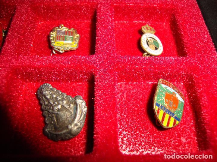 Pins de colección: (TC-170) ANTIGUA COLECCION DE INSIGNIAS PIN AGUJA 85 UNIDADES TEMATICA MUY INTERESANTE VER FOTOS - Foto 14 - 148503230