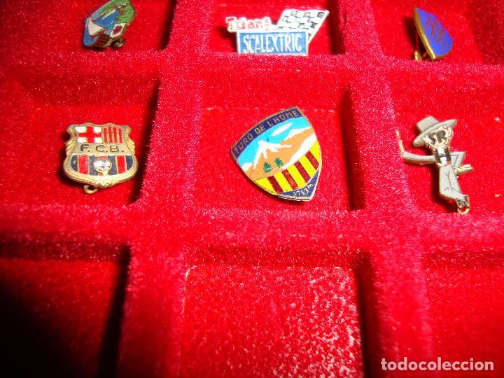Pins de colección: (TC-170) ANTIGUA COLECCION DE INSIGNIAS PIN AGUJA 85 UNIDADES TEMATICA MUY INTERESANTE VER FOTOS - Foto 21 - 148503230