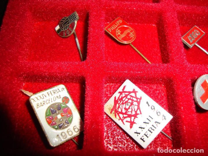 Pins de colección: (TC-170) ANTIGUA COLECCION DE INSIGNIAS PIN AGUJA 85 UNIDADES TEMATICA MUY INTERESANTE VER FOTOS - Foto 22 - 148503230