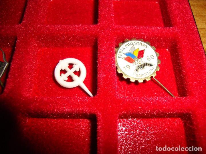 Pins de colección: (TC-170) ANTIGUA COLECCION DE INSIGNIAS PIN AGUJA 85 UNIDADES TEMATICA MUY INTERESANTE VER FOTOS - Foto 24 - 148503230