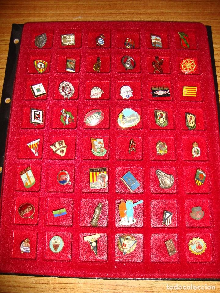 Pins de colección: (TC-170) ANTIGUA COLECCION DE INSIGNIAS PIN AGUJA 85 UNIDADES TEMATICA MUY INTERESANTE VER FOTOS - Foto 28 - 148503230