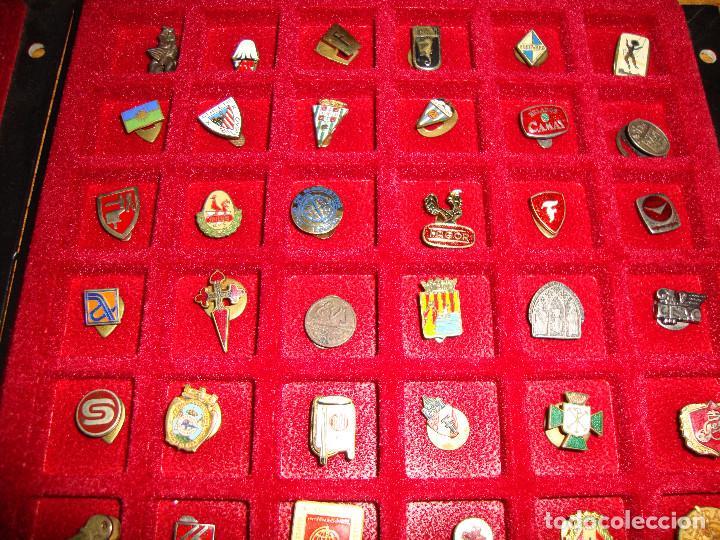 Pins de colección: (TC-170) ANTIGUA COLECCION DE INSIGNIAS PIN SOLAPA 84 UNIDADES TEMATICA MUY INTERESANTE VER FOTOS - Foto 4 - 148504070