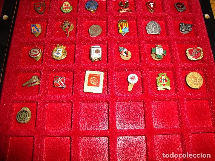Pins de colección: (TC-170) ANTIGUA COLECCION DE INSIGNIAS PIN SOLAPA 84 UNIDADES TEMATICA MUY INTERESANTE VER FOTOS - Foto 5 - 148504070