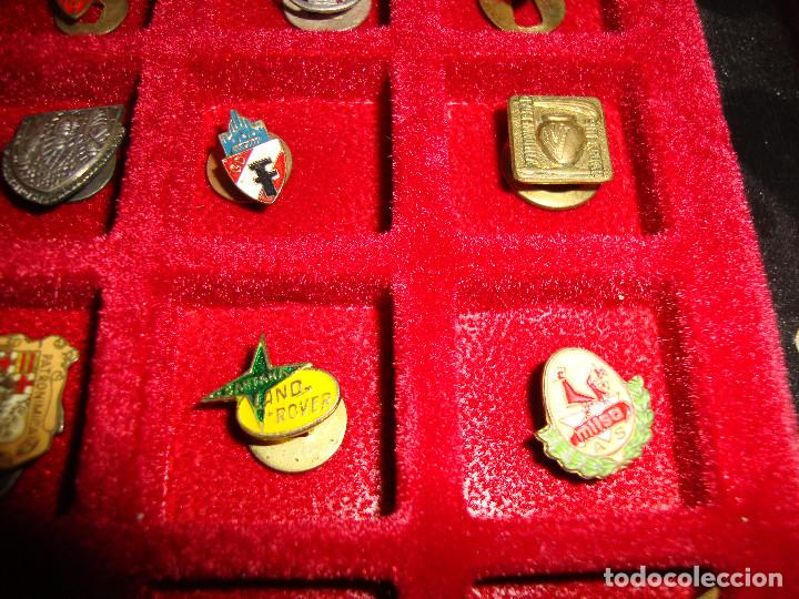 Pins de colección: (TC-170) ANTIGUA COLECCION DE INSIGNIAS PIN SOLAPA 84 UNIDADES TEMATICA MUY INTERESANTE VER FOTOS - Foto 14 - 148504070