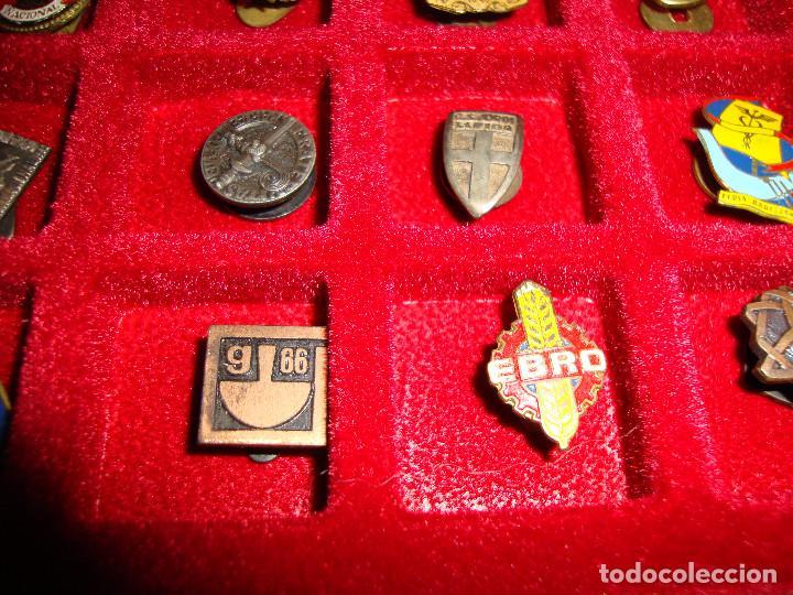 Pins de colección: (TC-170) ANTIGUA COLECCION DE INSIGNIAS PIN SOLAPA 84 UNIDADES TEMATICA MUY INTERESANTE VER FOTOS - Foto 16 - 148504070