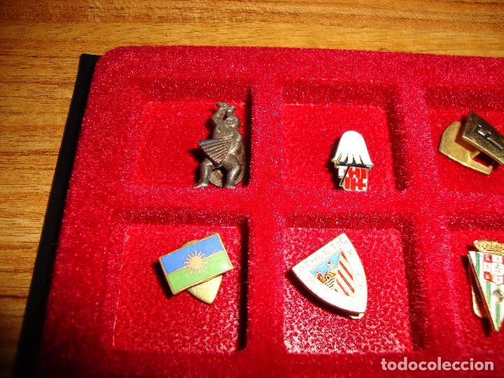 Pins de colección: (TC-170) ANTIGUA COLECCION DE INSIGNIAS PIN SOLAPA 84 UNIDADES TEMATICA MUY INTERESANTE VER FOTOS - Foto 18 - 148504070