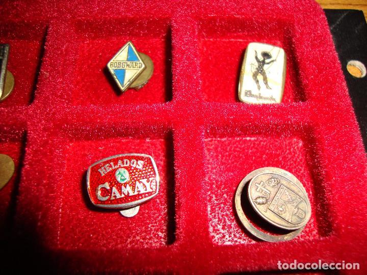 Pins de colección: (TC-170) ANTIGUA COLECCION DE INSIGNIAS PIN SOLAPA 84 UNIDADES TEMATICA MUY INTERESANTE VER FOTOS - Foto 20 - 148504070
