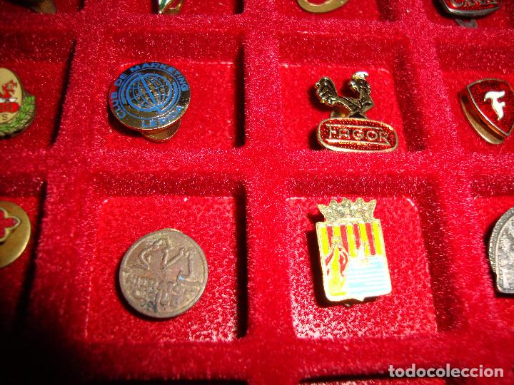 Pins de colección: (TC-170) ANTIGUA COLECCION DE INSIGNIAS PIN SOLAPA 84 UNIDADES TEMATICA MUY INTERESANTE VER FOTOS - Foto 22 - 148504070