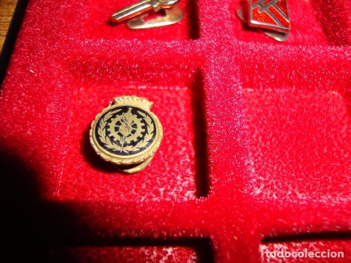 Pins de colección: (TC-170) ANTIGUA COLECCION DE INSIGNIAS PIN SOLAPA 84 UNIDADES TEMATICA MUY INTERESANTE VER FOTOS - Foto 27 - 148504070