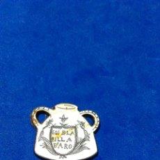 Pins de colección: PIN OLLA SOI DLA BILLA DARO SOI DE LA BILLA D´ARO (SIN AGUJA). Lote 148575096
