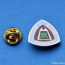 Pins de colección: PINS. CLUB BILLAR BURGOS. Lote 148840390