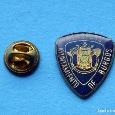 Pins de colección: PINS. BOMBEROS DE BURGOS. Lote 148842182