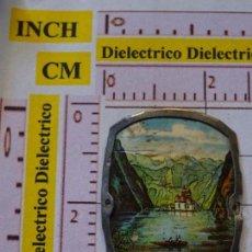 Pin's de collection: BONITA INSIGNIA CHAPA METÁLICA DE TURISMO. KÖNIGSSEE LAGO, ALEMANIA. Lote 149000906