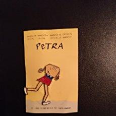 Pins de colección: PIN PETRA JUEGOS PARAOLIMPICOS. Lote 149164313
