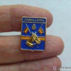 Pins de colección: PIN DEL ESCUADRON DE CABALLERIA DE LA POLICIA NACIONAL. Lote 195531368