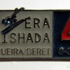 Pins de colección: PIN ERA BAISHADA BAQUEIRA BERET 8-3-1997 4 ESQUI SKI. Lote 149892858