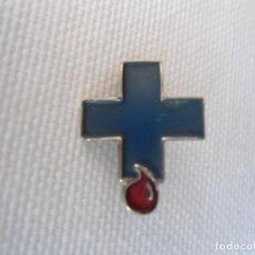 Pins de colección: ANTIGUO PIN DONANTE DE SANGRE. Lote 150092194