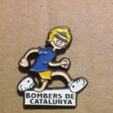 Pins de colección: PIN BOMBEROS DE CATALUÑA. Lote 195043403
