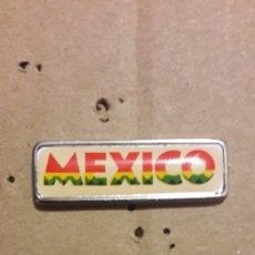 Pins de colección: PIN MEXICO. Lote 195043276