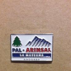 Pins de colección: PIN ANDORRA PAL ARINSAL LA MASSANA. Lote 181932645