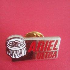 Pins de colección: PIN ARIEL ULTRA - MARCA DETERGENTE. Lote 151451218