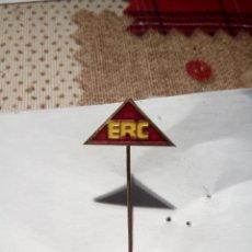 Pins de colección: PIN DE AGUJA E. R. C. Lote 157208412