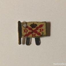 Pins de colección: PIN DIOS-PÁTRIA-REY. CARLISMO. Lote 151883526