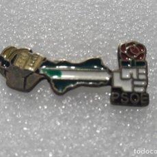 Pins de colección: PIN POLITICO PSOE ANDALUCIA PARTIDO SOCIALISTA PINS PINES. Lote 152141102