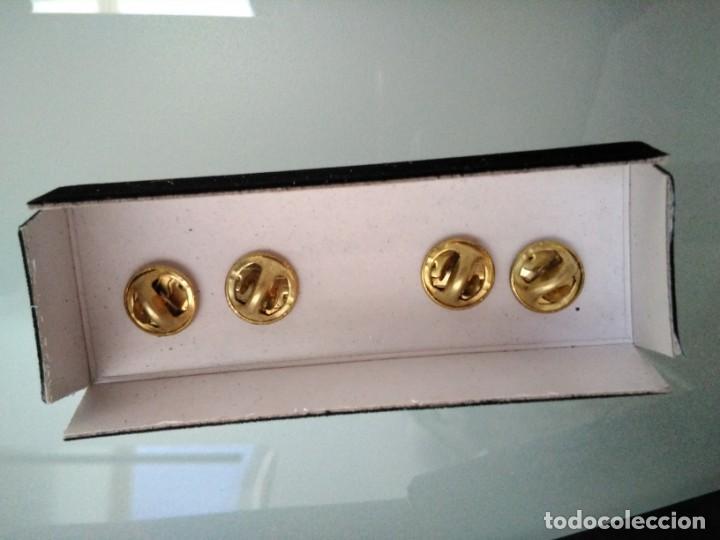 Pins de colección: 3 pins futbol club Anyang LG Cheetahs, de Seul, Corea - Foto 3 - 152413006
