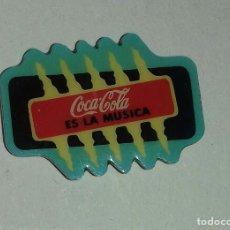 Pins de colección: PIN COCA COLA ES LA MÚSICA . Lote 152592030