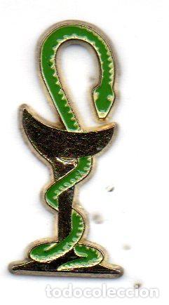 PIN-FARMACIA (Coleccionismo - Pins)