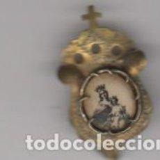 Pins de colección: PIN INSIGNIA DE AGUJA MODERNISTA DE LA VIRGEN DEL CARMEN. Lote 153723134