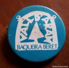Pins de colección: CHAPA DE AGUJA BAQUEIRA BERET, 3,7 CM. Lote 154197514