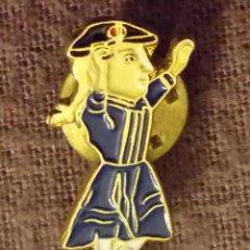 Pins de coleção: PIN PATUM. CABEZUDO DE BERGA. FIESTAS DE CATALUÑA.. Lote 154470746