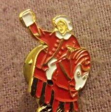 Pins de coleção: PIN PATUM. DE BERGA. FIESTAS DE CATALUÑA.. Lote 154516574