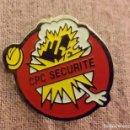 Pins de colección: PIN CPC SECURITE. ADVERTENCIA.. Lote 154522982