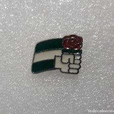 Pins de colección: PIN POLITICO PARTIDO SOCIALISTA PSOE ANDALUCIA. Lote 154892454