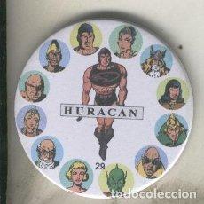 Pins de colección: IMANES SERIE NUMERO 29: HURACAN. Lote 142864482