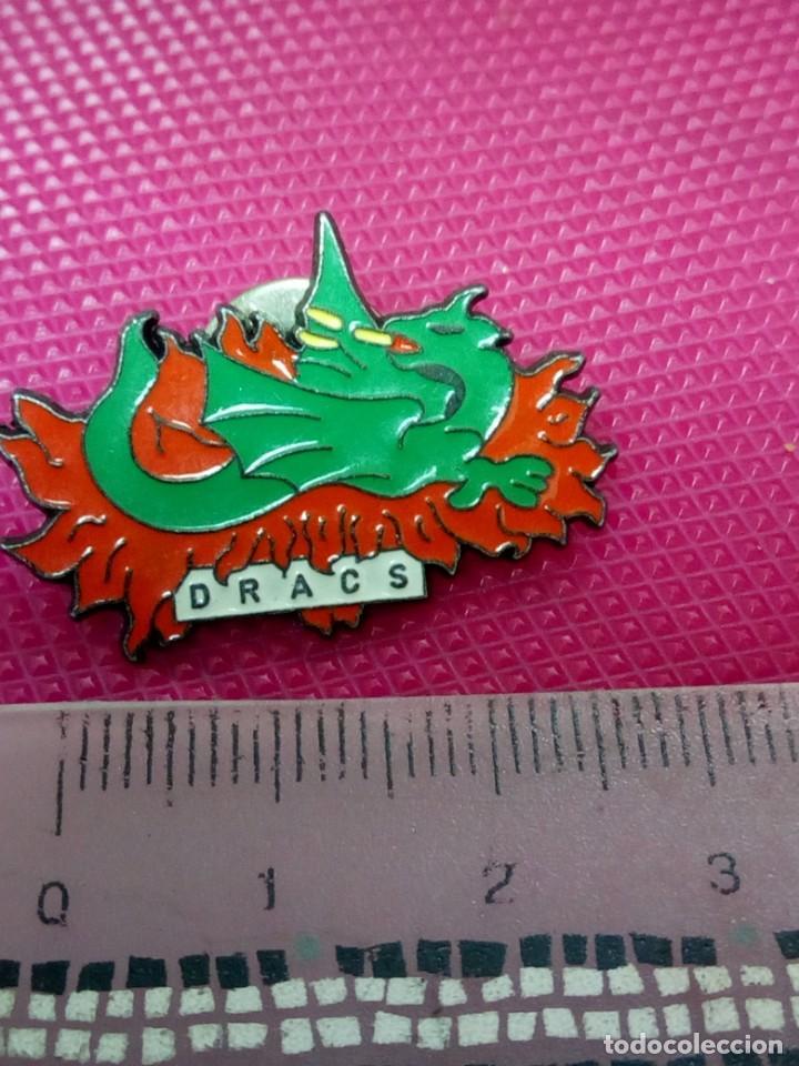 Pins de colección: PIN DRAGÓN DRACS - Foto 2 - 155324846