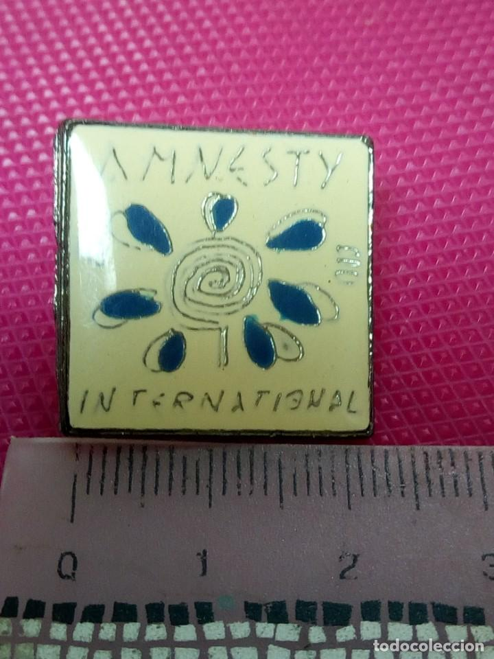 Pins de colección: PIN AMNESTIA INTERNACIONAL - Foto 2 - 155324890