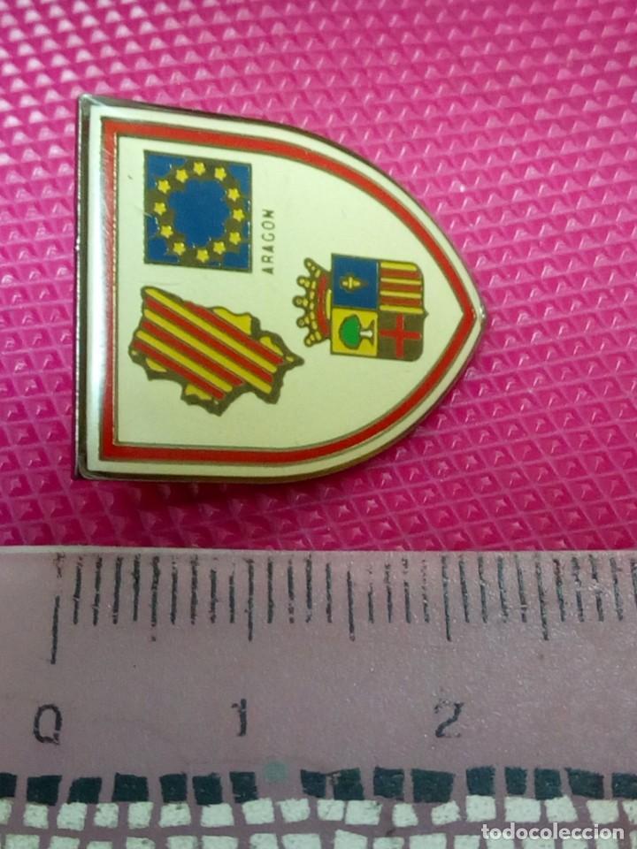 Pins de colección: PIN ESCUDO ARAGON - Foto 2 - 155324934