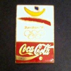 Pins de colección: PIN COCA COLA OLIMPIADA BARCELONA 92. Lote 156093662