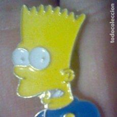 Pins de colección: BART SIMPSON SIMPSON´S PIN PINTURA LACADA. Lote 156096786