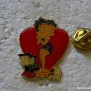 Pins de colección: PIN INFANTIL DIBUJOS ANIMADOS. BETTY BOOP CORAZÓN. Lote 160826064