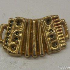 Pins de colección: PIN ACORDEON. Lote 158141858